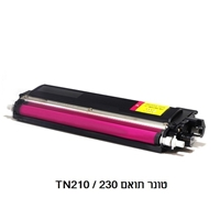 טונר תואם BROTHER TN-210/230M- צבע אדום