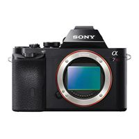 מצלמת סטילס Full Frame 35mm דגם SONY ILC-E7RM2B
