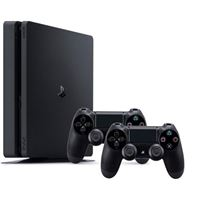 קונסולה PlayStation 4 Slim 1TB סטנד מתנה