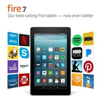 "טאבלט New Amazon Fire Tablet 7"" Tablet 8G"
