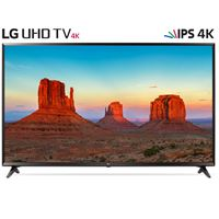 "טלוויזיה חכמה 65"" LED 4K Ultra HD דגם: 65UK6300Y"