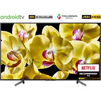 "טלוויזיה ""65 LED 4K Android TV דגם: KD-65XG8096"