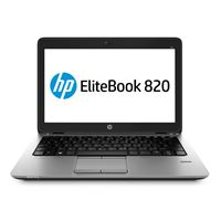 "מחשב נייד 12.5"" HP EliteBook 820 G2 + תיק צד מתנה"