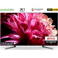 "טלוויזיה ""85 LED 4K ANDROID TV דגם KD-85XG9505BAEP"
