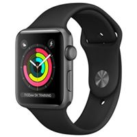 שעון חכם Apple Watch Series 3 GPS, 42mm