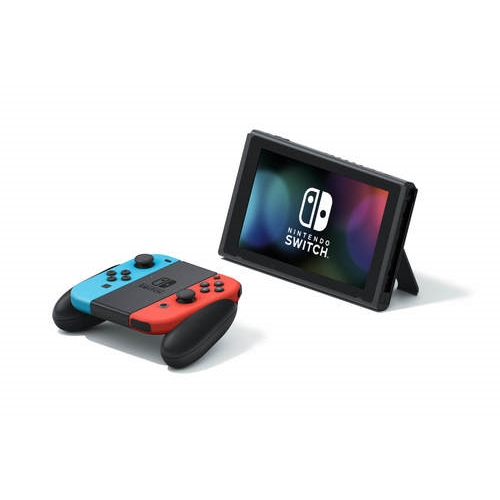 Nintendo Switch Red And Blue Joy-Con Ver 1.1